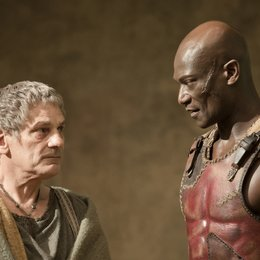 Spartacus: Gods of the Arena / Peter Mensah / Jeffrey Thomas