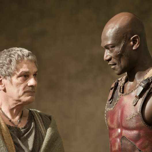 Spartacus: Gods of the Arena / Peter Mensah / Jeffrey Thomas Poster