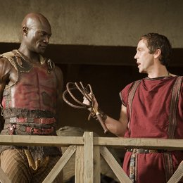 Spartacus: Gods of the Arena / Peter Mensah / John Hannah