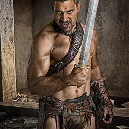 Spartacus: Vengeance (2. Staffel, 10 Folgen) / Spartacus: Blood and Sand / Manu Bennett