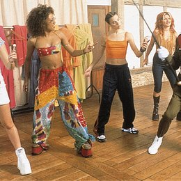 Spice World - Der Film / Spice Girls / Spiceworld - Der Film Poster