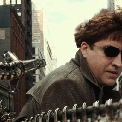 Spider-Man 2 / Alfred Molina Poster