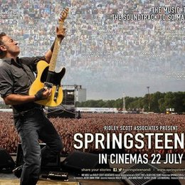 Springsteen And I Poster