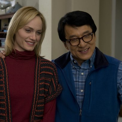 Spy Daddy / Amber Valletta / Jackie Chan Poster