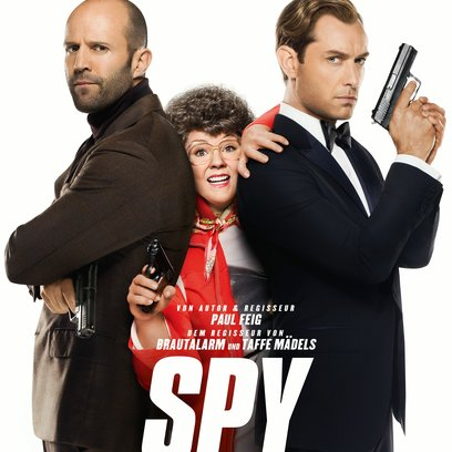 Spy - Susan Cooper Undercover Poster