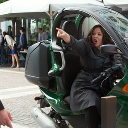 Spy - Susan Cooper Undercover / Melissa McCarthy Poster