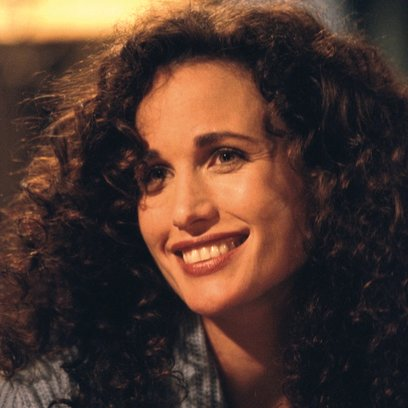 Stadt, Land, Kuss / Andie MacDowell Poster