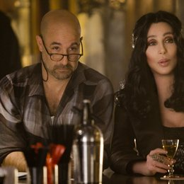 Burlesque / Stanley Tucci / Cher Poster