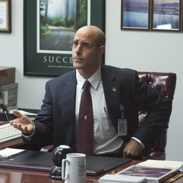 Terminal / Stanley Tucci Poster