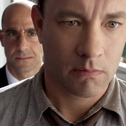 Terminal / Stanley Tucci / Tom Hanks Poster