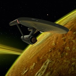 Star Trek - Raumschiff Enterprise: Staffel 1 Poster