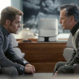 Star Trek Into Darkness / Chris Pine / Bruce Greenwood