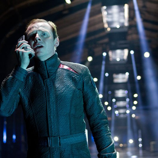 Star Trek Into Darkness / Simon Pegg