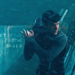 Star Trek Into Darkness / Zachary Quinto