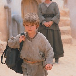 Star Wars: Episode 1 - Die dunkle Bedrohung / Jake Lloyd / Pernilla August Poster
