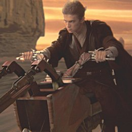 Star Wars: Episode II - Angriff der Klonkrieger / Hayden Christensen / Star Wars: Episode II - Attack of the Clones Poster