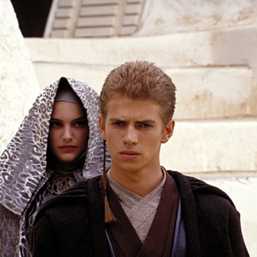 Star Wars: Episode II - Angriff der Klonkrieger / Natalie Portman / Hayden Christensen / Star Wars: Episode II - Attack of the Clones / Star Wars: Complete Saga I-VI Poster