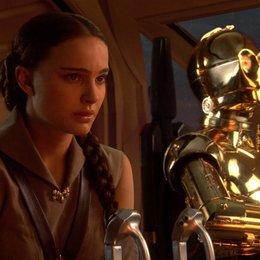 Star Wars: Episode III - Die Rache der Sith / Natalie Portman Poster
