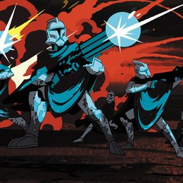 Star Wars: The Clone Wars / Star Wars - Clone Wars, Vol. 1 Poster