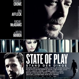 State of Play - Stand der Dinge Poster