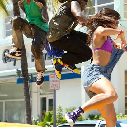 Step Up: Miami Heat / Step Up 4 3D Poster