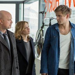 Kriminalist: Verlorenes Glück, Der (ZDF / Schweizer Radio und Fernsehen (SRF)) / Christian Berkel / Anna Blomeier / Steve Windolf Poster