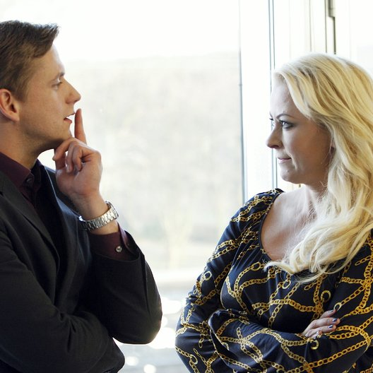 SOKO Köln (10. Staffel, 23 Folgen) (ZDF) / Steve Windolf / Jenny Elvers-Elbertzhagen Poster