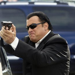Steven Seagal: The Keeper / Steven Seagal's The Keeper Poster