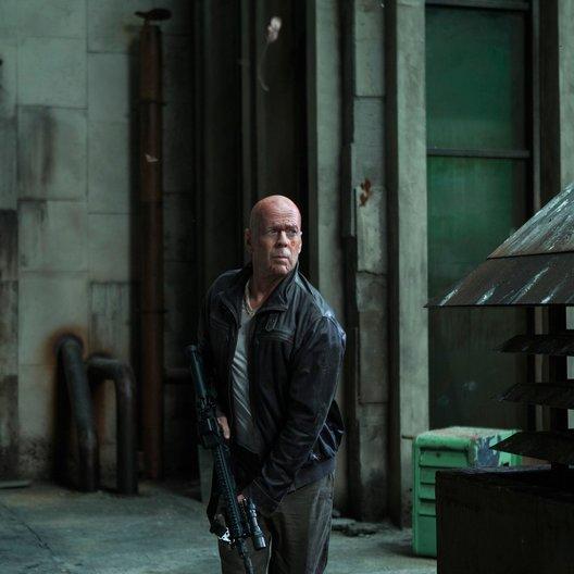 Stirb langsam 1-5 / Stirb langsam - Ein guter Tag zum Sterben / Bruce Willis Poster