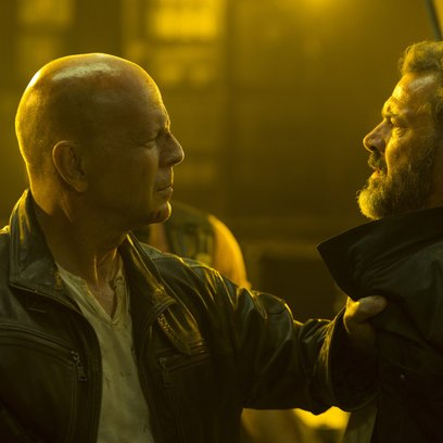 Stirb langsam - Ein guter Tag zum Sterben / Bruce Willis / Sebastian Koch Poster
