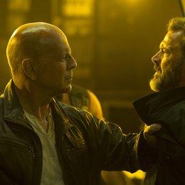 Stirb langsam - Ein guter Tag zum Sterben / Bruce Willis / Sebastian Koch