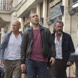 Stirb langsam - Ein guter Tag zum Sterben / Bruce Willis / Jai Courtney / Sebastian Koch