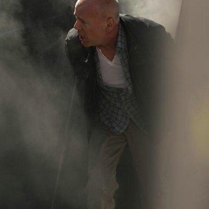 Stirb langsam - Ein guter Tag zum Sterben / Bruce Willis / Jai Courtney Poster
