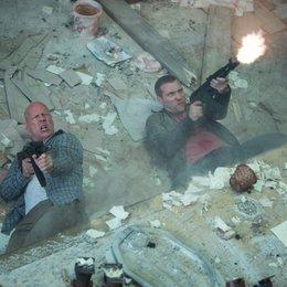 Stirb langsam - Ein guter Tag zum Sterben / Bruce Willis / Jai Courtney