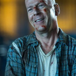 Stirb langsam - Ein guter Tag zum Sterben / Bruce Willis