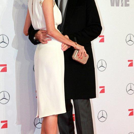 Stirb langsam - Ein guter Tag zum Sterben / Filmpremiere Berlin / Bruce Willis und Frau Emma Poster