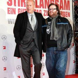 Stirb langsam - Ein guter Tag zum Sterben / Filmpremiere Berlin / Bruce Willis / John H. Moore