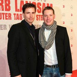 Stirb langsam - Ein guter Tag zum Sterben / Filmpremiere Berlin / Martin Goerres / Marco Kreuzpaintner