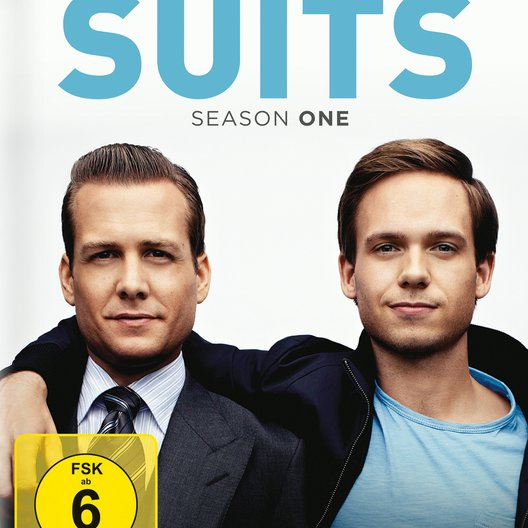 Suits - Season 1 Poster
