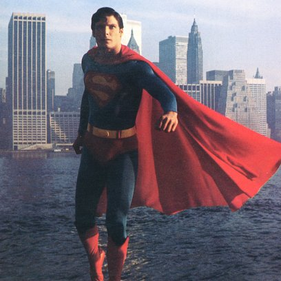 Superman / Christopher Reeve Poster