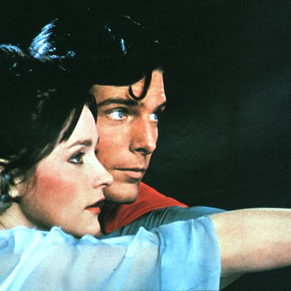 Superman / Christopher Reeve / Margot Kidder Poster