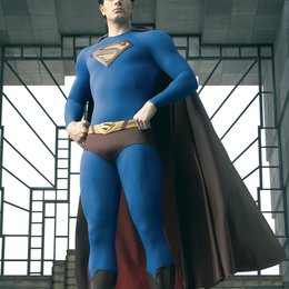 Superman Returns / Brandon Routh Poster