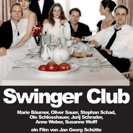 Swinger Club Poster