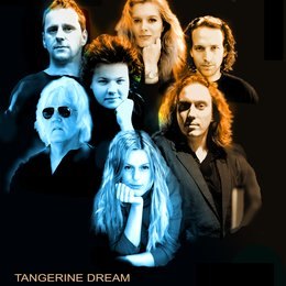 Tangerine Dream Poster