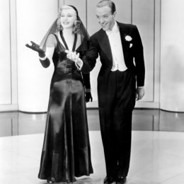 Tanz mit mir / Fred Astaire / Ginger Rogers Poster
