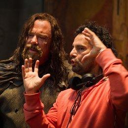 Krieg der Götter 3D / Set / Mickey Rourke / Tarsem Singh Poster