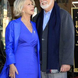 Mirren, Helen / Hackford, Taylor / Helen Mirren erhält einen Stern am Hollywood Walk Of Fame, Los Angeles Poster