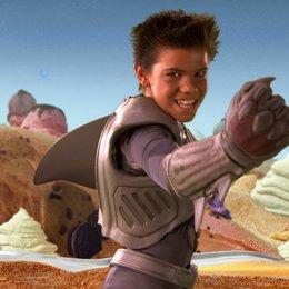 Abenteuer von Shark Boy und Lava Girl, Die / Taylor Lautner Poster