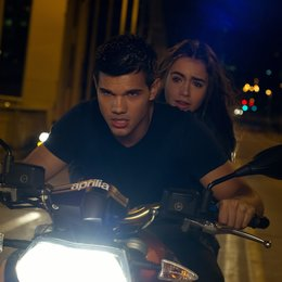 Atemlos - Gefährliche Wahrheit / Taylor Lautner / Lily Collins Poster