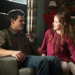 Breaking Dawn - Biss zum Ende der Nacht, Teil 2 / Taylor Lautner / Mackenzie Foy Poster